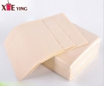 Wood Pulp Paper Napkin Size 40X40cm Two Ply OEM Acceptable