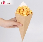 Wholesale Disposable Paper French Fries Box