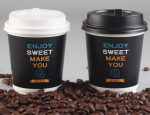 Double Walled Insulation Coffee Paper Cup